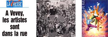 1996 : L'Association des Amis du Festival